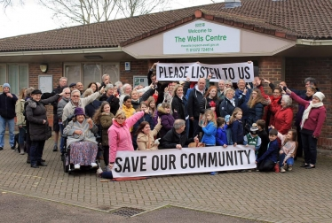 Save the Wells Centre